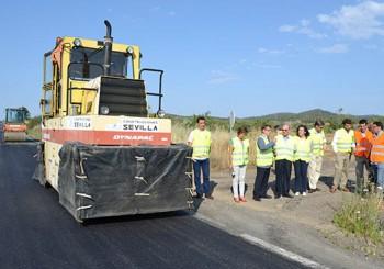 La consejería de Fomento inicia un programa de I+D+i en conservación y reciclado de carreteras para la mejora del medio ambiente