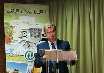 La Escuela Politécnica de Cáceres distingue el compromiso y la colaboración de INTROMAC