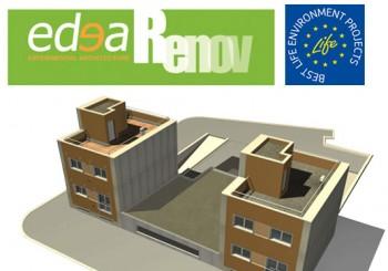 Intromac participó en uno de los mejores proyectos en medio ambiente, el proyecto EDEA-RENOV