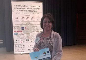 INTROMAC expone en Sevilla el proyecto de Economía Circular en la Construcción que coordina con otras entidades extremeñas