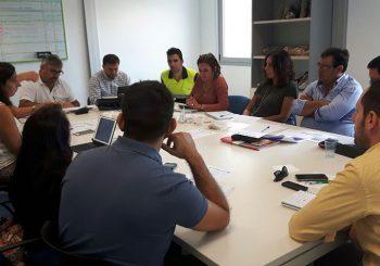 Reunión de seguimiento del proyecto LIFE IcirBus-4Industries