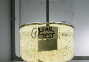 INTROMAC investiga junto a HIDROCAEX el desarrollo de un floculante de origen natural