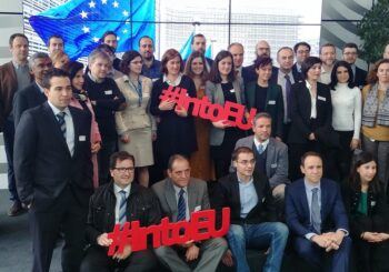 Empresas y entidades extremeñas participan en Bruselas en 'Europa + Cerca' para una mayor captación de fondos europeos de la I+D+i