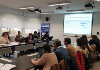 La Escuela Politécnica acoge la reunión del Proyecto INNOINVEST